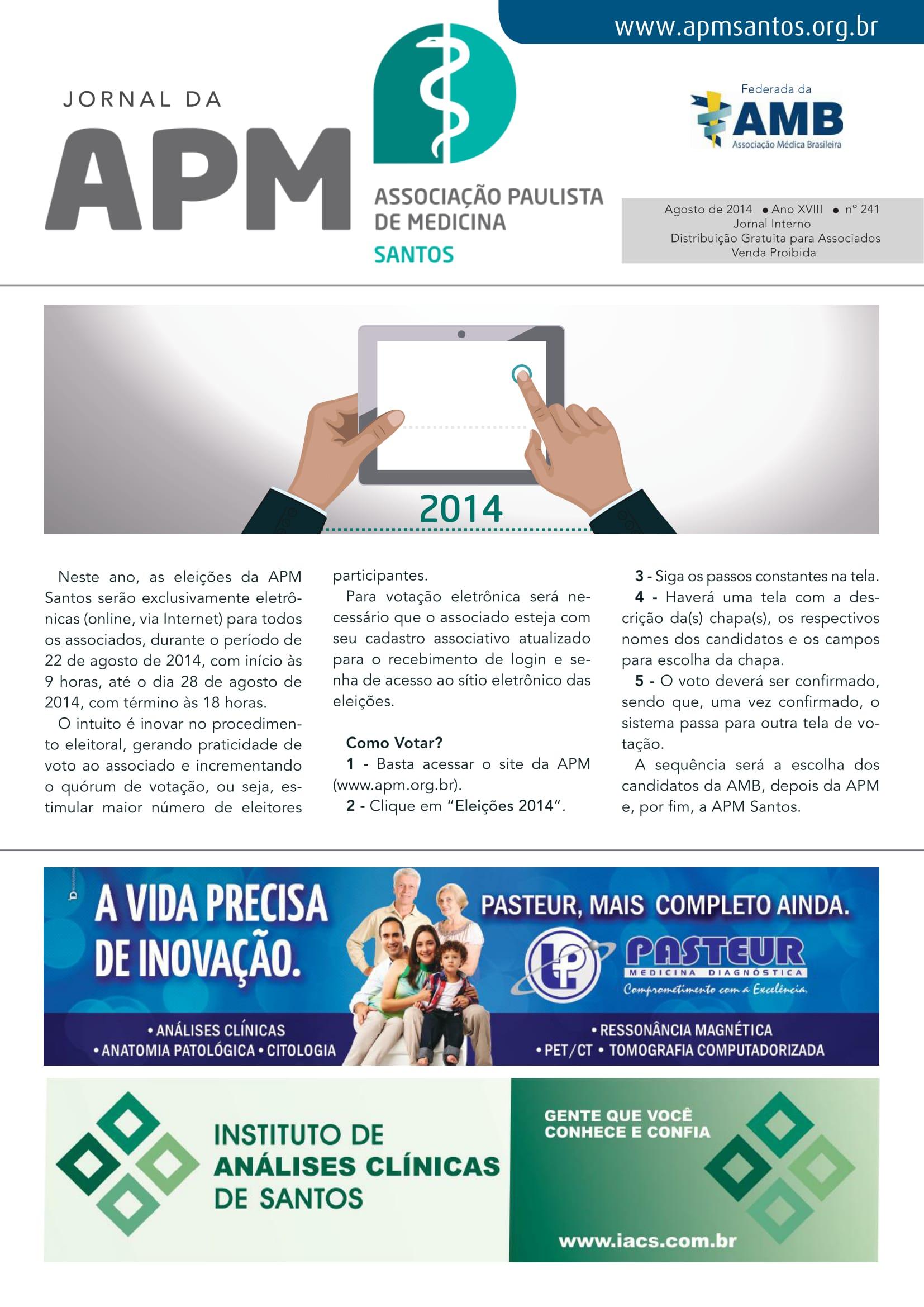 nº 241 Agosto 2014