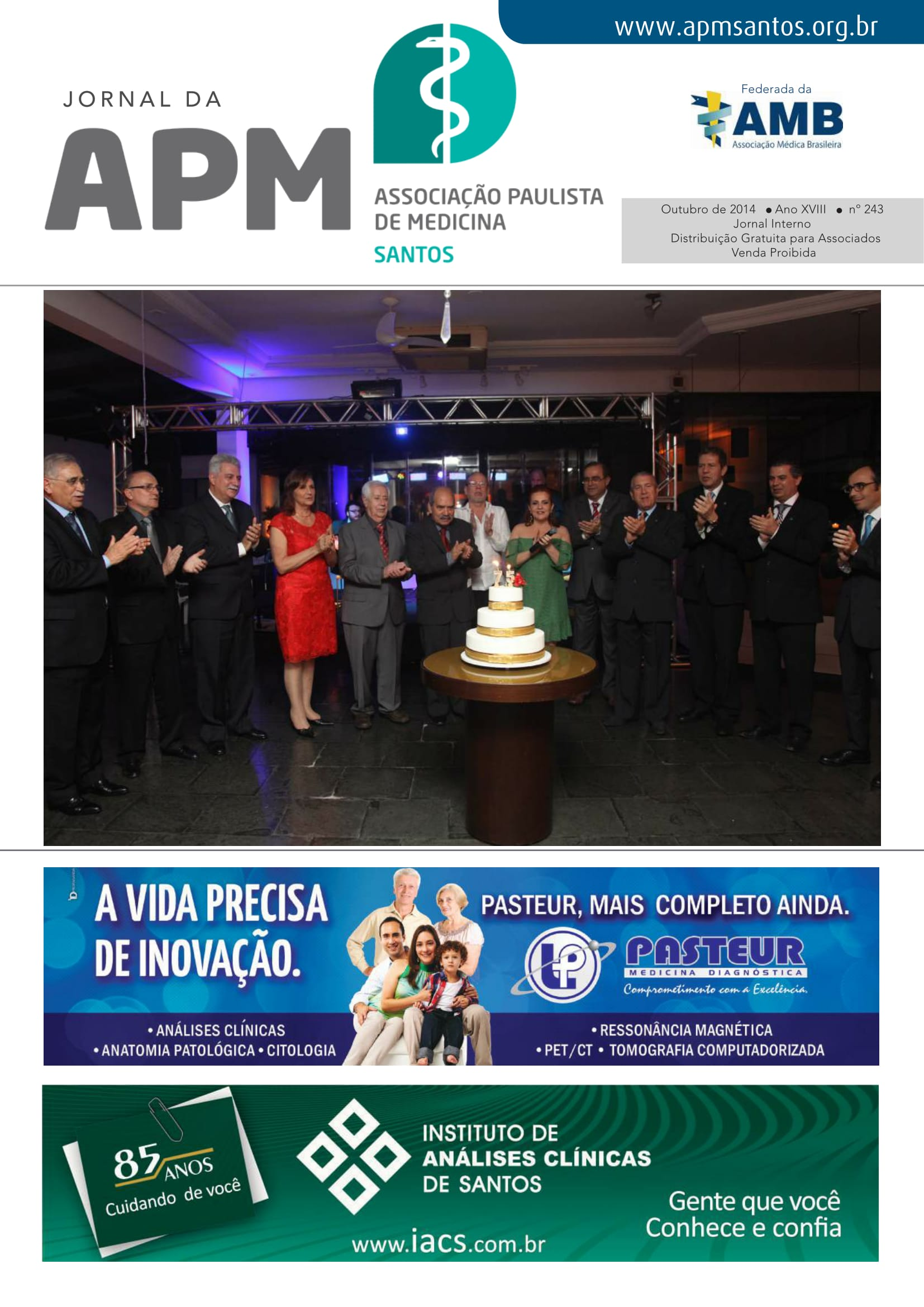 nº 243 Outubro 2014