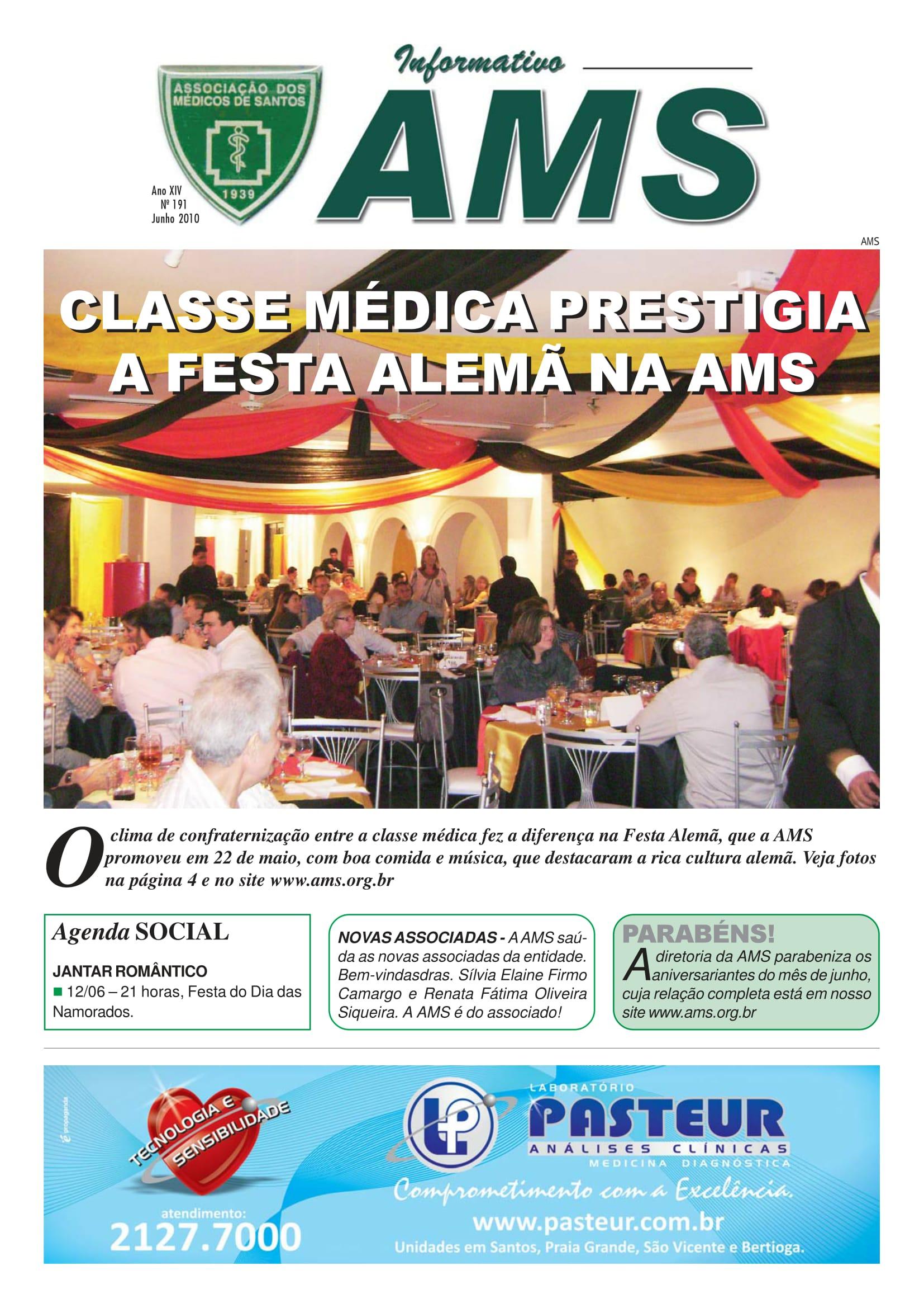 Nº 191 Junho 2010