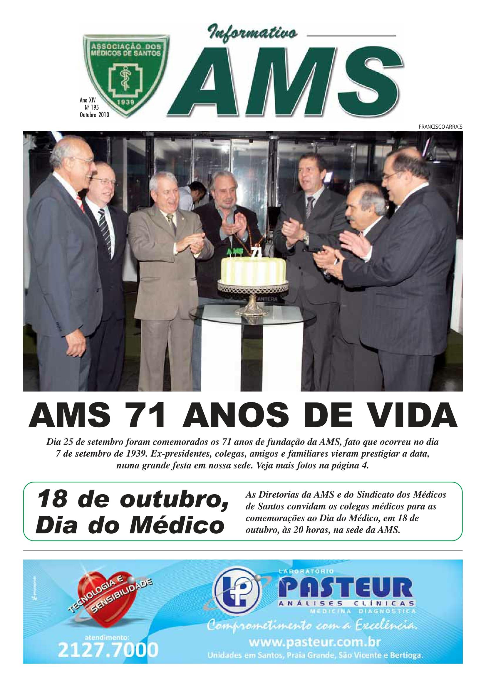 Nº 195 Outubro 2010