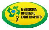 A medicina do Brasil Exige Respeito