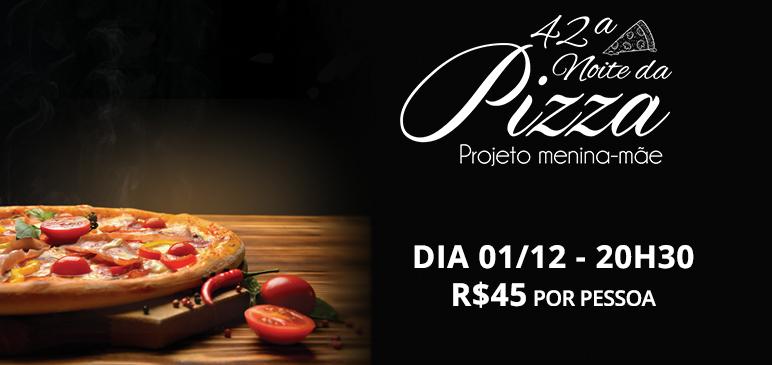 42ª Noite da Pizza na APM Santos