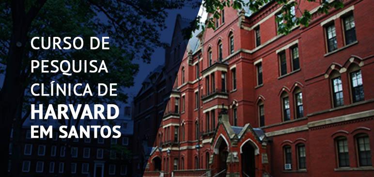APM Santos em parceria com a Universidade de Harvard