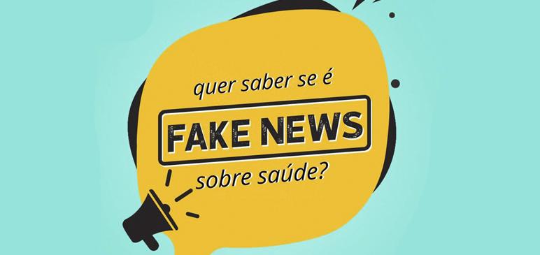Denúncia de fake news