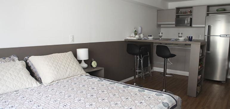 Novo edifício da APM disponibiliza apartamentos para locação por diárias